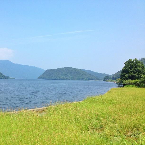 wakasa mikata lake