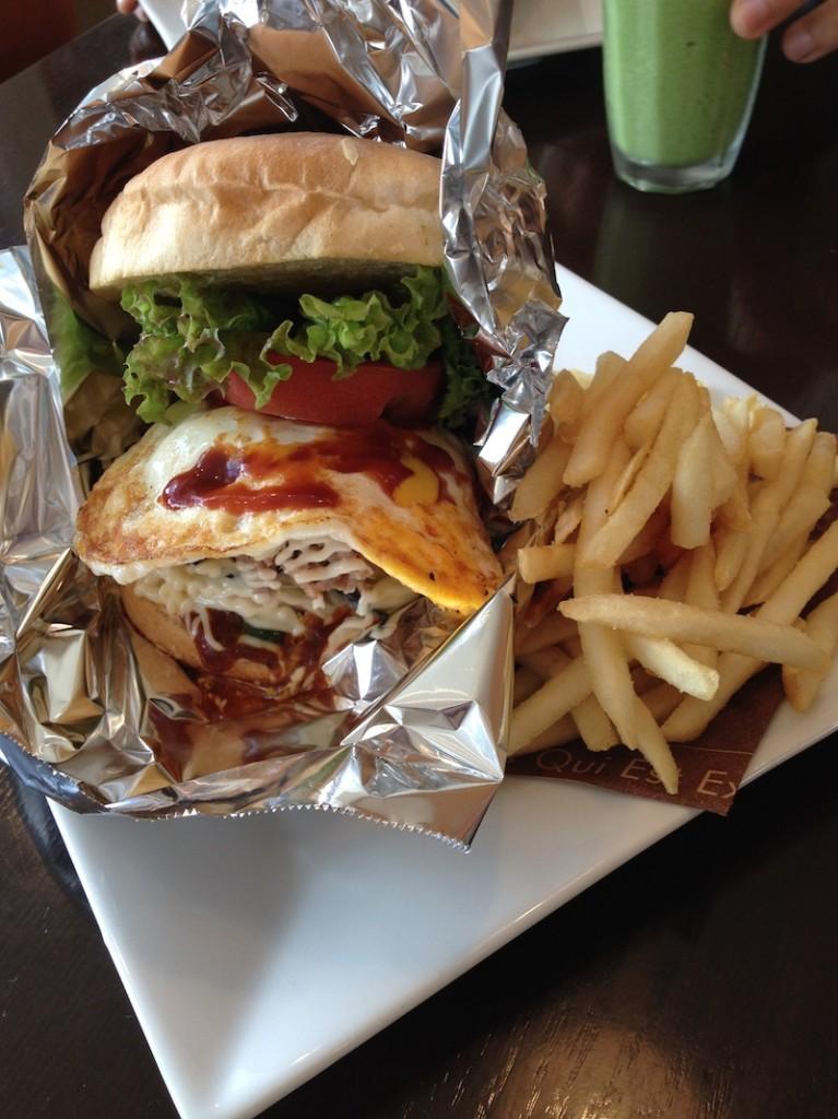ryoma burger