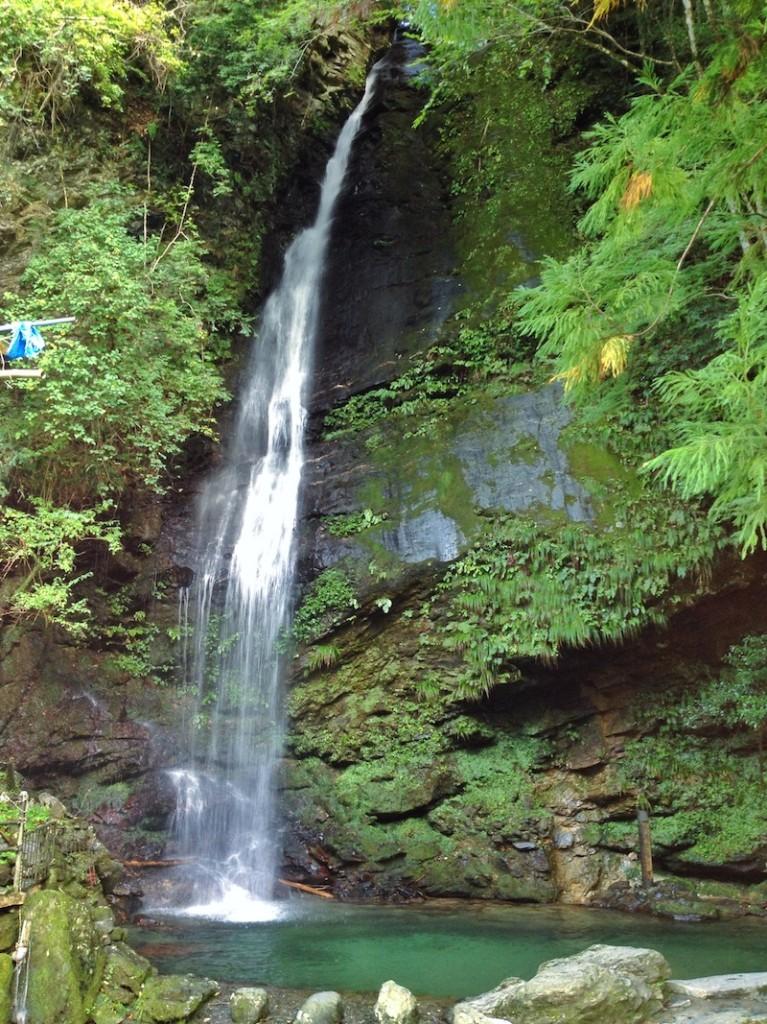 Biwa fall